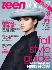 Teen Vogue – September, 2014 [PDF]