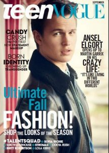Teen Vogue – September, 2015 [PDF]