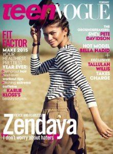 Teen Vogue USA – February, 2015 [PDF]