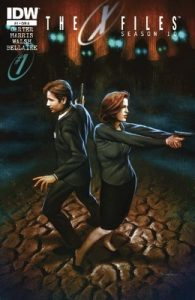 The X-Files Season 10 #1 (The X-Files Season 10 Graphic Novel) – Joe Harris [ePub & Kindle] [English]