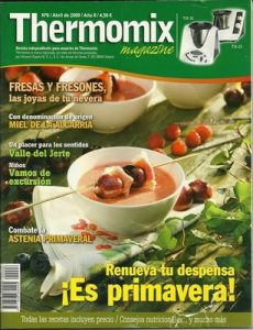 Thermomix Magazine #6 – Abril, 2009 [PDF]