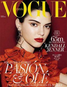 Vogue Spain – Octubre, 2016 [PDF]