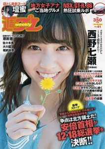 Weekly Playboy Japan – 10 October, 2016 [PDF]