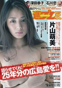 Weekly Playboy Japan – 26 September, 2016 [PDF]