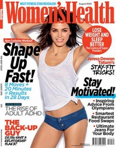 Women's Health South Africa – August, 2016 [PDF]