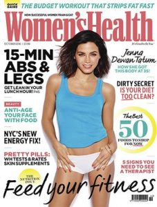 Women's Health UK – October, 2016 [PDF]