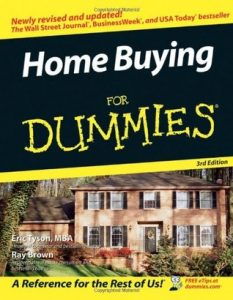 Home Buying for Dummies (3rd Edition) – Eric Tyson, Ray Brown [PDF] [English]