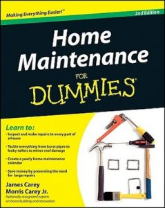 Home Maintenance for Dummies (2nd Edition) – James Carey, Morris Carey Jr. [PDF] [English]