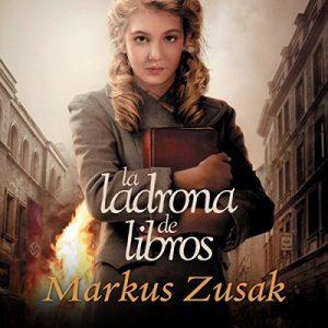 La ladrona de libros – Markus Zusak [Narrado por Mercè Montalà] [Audiolibro] [Completo] [Español]