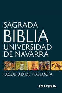 Sagrada Biblia – Universidad de Navarra, Facultad de Teología [ePub & Kindle]