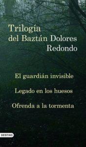 Trilogía del Baztán (pack) – Dolores Redondo [ePub & Kindle]