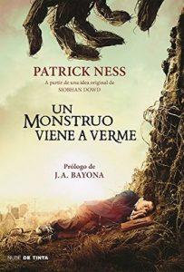 Un monstruo viene a verme – Patrick Ness [ePub & Kindle]
