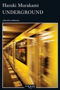 Underground – Haruki Murakami [ePub & Kindle]
