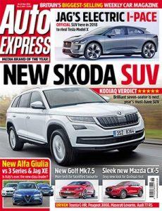 Auto Express UK – 16 November, 2016 [PDF]