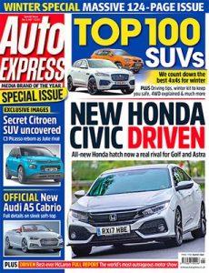 Auto Express UK – 9 November, 2016 [PDF]