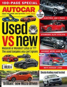 Autocar UK – 23 November, 2016 [PDF]