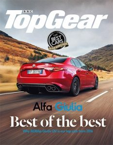 BBC Top Gear UK – Best Cars, 2016 [PDF]