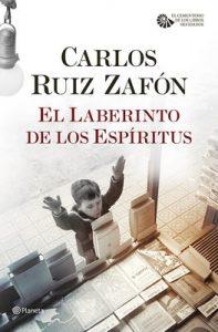El Laberinto de los Espíritus – Carlos Ruiz Zafón [ePub & Kindle]