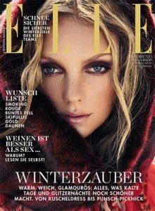 Elle Germany – Dezember, 2016 [PDF]