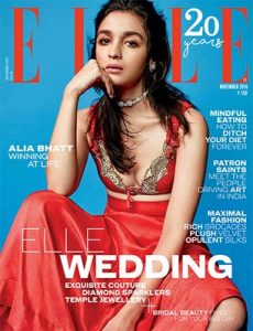 Elle India – November, 2016 [PDF]