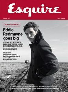 Esquire UK – December, 2016 [PDF]