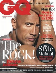 GQ UK – July, 2016 [PDF]