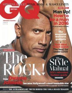 GQ UK – July, 2016 [PDF]