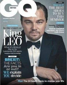 GQ UK – June, 2016 [PDF]
