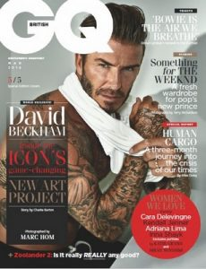 GQ UK – March, 2016 [PDF]