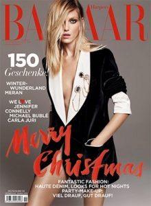 Harper's Bazaar Germany – Dezember, 2016 – Januar, 2017 [PDF]