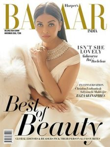 Harper's Bazaar India – November, 2016 [PDF]