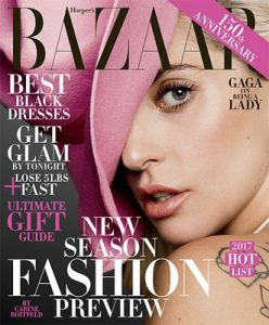 Harper's Bazaar USA – December, 2016 – January, 2017 [PDF]
