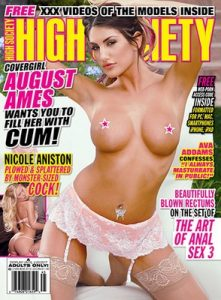 High Society USA – Volume 245, 2016 [PDF]