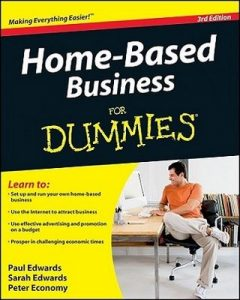 Home-Based Business for Dummies (3rd Edition) – Paul Edwards, Sarah Edwards, Peter Economy [PDF] [English]
