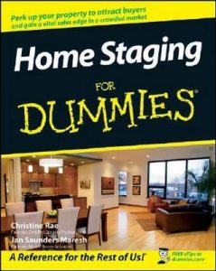 Home Staging for Dummies – Christine Rae, Jan Saunders Maresh [PDF] [English]