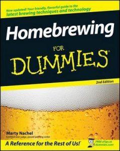 Homebrewing for Dummies (2nd Edition) – Marty Nachel [PDF] [English]