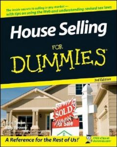 House Selling for Dummies (3rd Edition) – Eric Tyson, Ray Brown [PDF] [English]