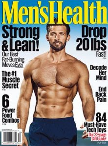 Men's Health USA – December, 2016 [PDF]