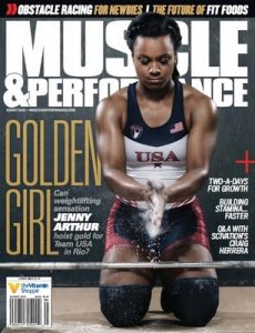 Muscle & Performance Magazine USA – August, 2016 [PDF]