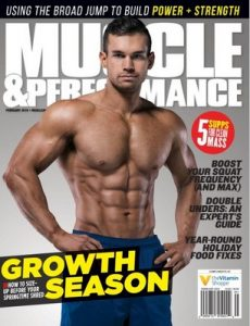 Muscle & Performance Magazine USA – February, 2016 [PDF]