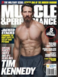 Muscle & Performance Magazine USA – July, 2016 [PDF]