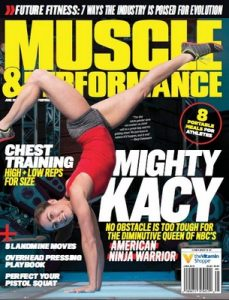 Muscle & Performance Magazine USA – June, 2016 [PDF]