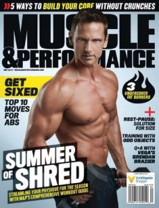 Muscle & Performance Magazine USA – May, 2016 [PDF]