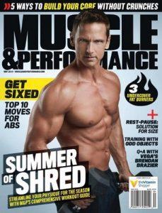 Muscle & Performance Magazine USA – May, 2016 [PDF]