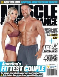 Muscle & Performance Magazine USA – September, 2016 [PDF]