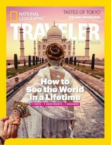 National Geographic Traveler USA – April – May, 2016 [PDF]