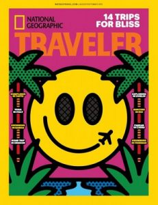 National Geographic Traveler USA – August – September, 2016 [PDF]