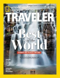 National Geographic Traveler USA – December, 2015 – January, 2016 [PDF]