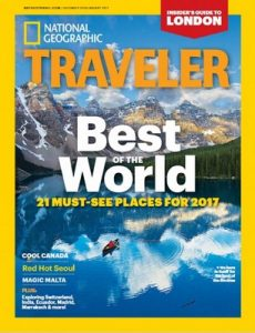 National Geographic Traveler USA – December, 2016 – January, 2017 [PDF]