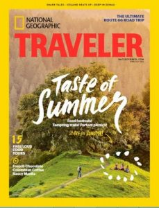 National Geographic Traveler USA – June – July, 2016 [PDF]